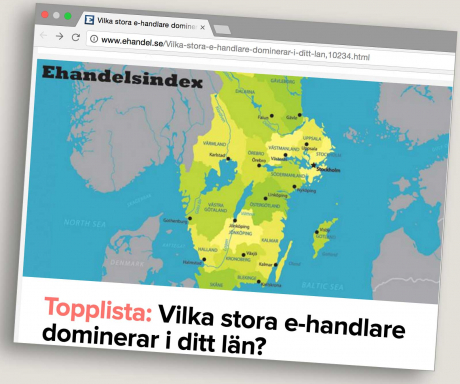 SiteDirect-kunder på topplista