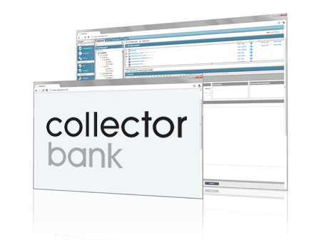 Connector Collector Bank Checkout
