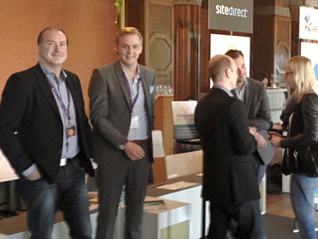 SiteDirect på Nordic Ecommerce Summit